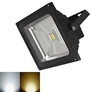 tanie Reflektory LED-jiawen® czarny IP65 20W 1800lm 3000-3200k / 6000-6500k ciepłe białe światło / białe światło diodowa przeciwpowodziowej (DC 12V)