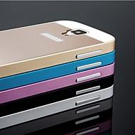 voordelige Galaxy S4 Hoesjes / covers-Breukbestendig aluminium beschermhoesje met metalen frame, voor Samsung Galaxy S4 I9500 (verschillende kleuren)