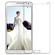 お買い得  Samsung 用スクリーンプロテクター-スクリーンプロテクター Samsung Galaxy のために Note 3 強化ガラス スクリーンプロテクター