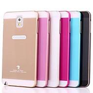 Для Samsung Galaxy Note Чехлы панели Other Задняя крышка Кейс для Один цвет Акрил для Samsung Note 3