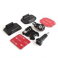 voordelige Accessoires voor GoPro-Bevestiging Voor Actiecamera Allemaal Gopro 5 Gopro 4 Gopro 3 Gopro 2 Gopro 3+ Gopro 1 Sport DV Gopro 3/2/1 Overige SJ4000 SJ5000 SJ6000
