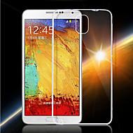 Недорогие Чехлы и кейсы для Galaxy Note-Кейс для Назначение SSamsung Galaxy Samsung Galaxy Note7 Прозрачный Кейс на заднюю панель Однотонный ТПУ для Note 7 / Note 5 / Note 4