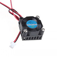 Ventilador do radiador três centímetros ventilador / placa gráfica / 5v ventilador silencioso