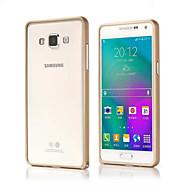 рамки матовый металл твердый переплет для Samsung A5