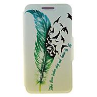 Для Samsung Galaxy Note Бумажник для карт / со стендом / Флип Кейс для Чехол Кейс для Перо Искусственная кожа SamsungNote 5 Edge / Note 5