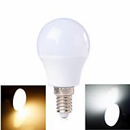 お買い得  LED ボール型電球-100-200 lm E14 LEDボール型電球 6 LEDビーズ SMD 2835 温白色 / クールホワイト 220-240 V / 1個 / RoHs / CCC