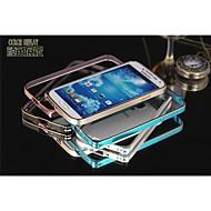 ειδικό μεταλλικό σχεδιασμό προφυλακτήρα για i9500 Samsung Galaxy S4