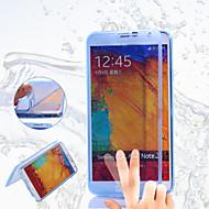 voordelige Galaxy Note-serie hoesjes / covers-Voor Samsung Galaxy Note Stofbestendig hoesje Volledige behuizing hoesje Effen kleur TPU Samsung Note 3