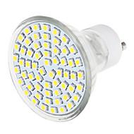 GU10 LED-kohdevalaisimet 1 ledit SMD 3528 Lämmin valkoinen Neutraali valkoinen 570lm 3000/6000K AC 220-240V
