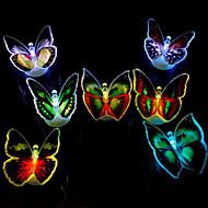 저렴한 -빛 화려한 나비가 / 다채로운 발광 장난감을 붙여 주도 (1 PS)