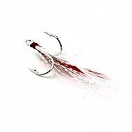 お買い得  釣り用アクセサリー-釣りフック フィッシング - 1 個 ソフトプラスチック メタル - 海釣り ベイトキャスティング 川釣り 流し釣り/船釣り 一般的な釣り ルアー釣り