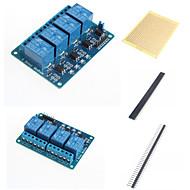 お買い得  Arduino 用アクセサリー-4つの方法は、フォトカプラやアクセサリーでモジュールを中継します
