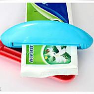 abordables Artículos para el Hogar-Gadget para Baño Moderno El plastico 1 pieza - Baño Cepillo de dientes y accesorios