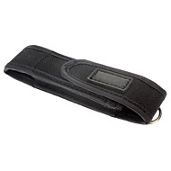 tanie Latarki-mini latarka cover case (czarny)