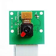 お買い得  Arduino 用アクセサリー-ラズベリーパイA / B / B +のための5.0MP ov5647レンズカメラボード
