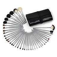 abordables Maquillaje y manicura-40 Sistemas de cepillo Otros Pincel de Nylon Pincel de Poni Pincel de Pelo de Cabra Ojo Rostro Labio