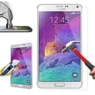 Недорогие Чехлы и кейсы для Galaxy Note-Защитная плёнка для экрана Samsung Galaxy для Note 3 Закаленное стекло Защитная пленка для экрана Против отпечатков пальцев