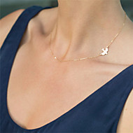Women's Choker Necklace / Chain Necklace  -  Animal Basic, Simple Style, Cute Screen Color Necklace For Party, Birthday, Gift