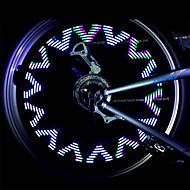 お買い得  フラッシュライト/ランタン/ライト-自転車用ライト ホイールライト 後部バイク光 自転車用ヘッドライト LED - サイクリング 防水 アンチスリップ 電池 500 ルーメン バッテリー キャンプ/ハイキング/ケイビング サイクリング 多機能 旅行 釣り