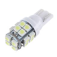 preiswerte -lorcoo ™ 20pcs x T10 20SMD 3528 weiße LED-Autoscheinwerfer Glühlampe 194 168 2825 5W (2 set)