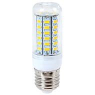 1pc 12 W 1200 lm E14 / G9 / E26 / E27 LED Mısır Işıklar T 56 LED Boncuklar SMD 5730 Sıcak Beyaz / Serin Beyaz 220-240 V / 110-130 V / 1 parça