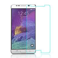 Недорогие Чехлы и кейсы для Galaxy Note-Защитная плёнка для экрана Samsung Galaxy для Note 5 Закаленное стекло Защитная пленка для экрана Против отпечатков пальцев