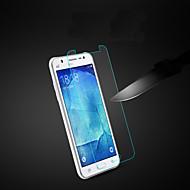 Недорогие Защитные пленки для Samsung-Защитная плёнка для экрана для Samsung Galaxy J5 PET Защитная пленка для экрана