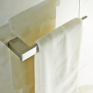 お買い得  浴室用小物-タオルバー コンテンポラリー ステンレス鋼 1枚 - ホテルバス 1タオルバー