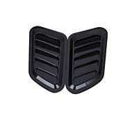 Недорогие Выключатели-автомобиль капот бампер воздухозаборник вентиляции боковую крышку декор крыло 2 шт