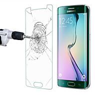 Недорогие Чехлы и кейсы для Galaxy S-asling экран протектор галактики samsung для s6 край плюс закаленное стекло переднего экрана протектор высокой четкости (hd)