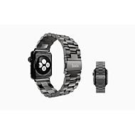Urrem for Apple Watch Series 4/3/2/1 Apple Sommerfugle Spænde Rustfrit stål Håndledsrem