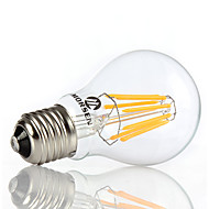 E26/E27 LED Globe Bulbs A60(A19) 4 COB 650-750lm Warm White Cold White 3000K/6000K Decorative AC 220-240 AC 110-130V