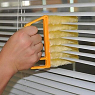 Creative Shutter Shade Cleaning Brush Can Unpick and Wash