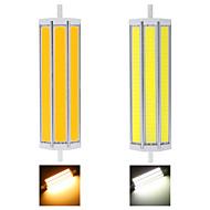 ywxlight® r7s led maissi valot 3 kynää 2500 lm lämmin valkoinen kylmä valkoinen koriste ac 85-265 v 2kpl