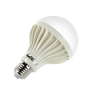 halpa LED-pallolamput-YouOKLight 650 lm E26/E27 LED-pallolamput B 12 ledit SMD 5630 Koristeltu Kylmä valkoinen AC 220-240V