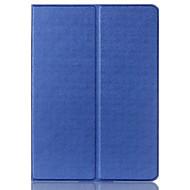 voordelige iPad -accessoires-hoesje Voor Apple met standaard / 360° rotatie / Origami Volledig hoesje Effen PU-nahka voor iPad Mini 4