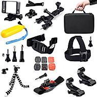 Smooth Frame Schutzhülle Taschen Schraube Boje Träger Einbeinstativ Stativ Alles in Einem Praktisch, Für-Action Kamera,Gopro 5 Gopro 3