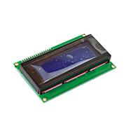 preiswerte -iic / i2c 2004 LCD-Modul Bluescreen bietet Bibliotheksdateien für die Arduino