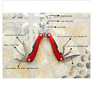 multi-function ribolov kliješta vanjska ribolovnih alata noževi škare odvijač