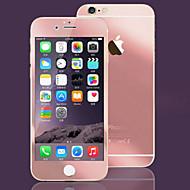 Недорогие Модные популярные товары-Защитная плёнка для экрана для Apple Закаленное стекло 1 ед. Защитная пленка для экрана HD / Взрывозащищенный / iPhone 6s / 6