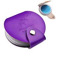 Χαμηλού Κόστους -1pcs nail plate case - diameter 5.5cm - Αφηρημένο - Άλλα Διακοσμητικά - για Άλλα - από Άλλα