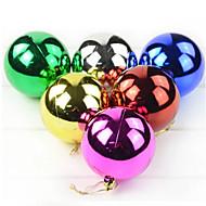 abordables Adornos de Navidad-Navidad - Colores Aleatorios - Fibra de Carbono - Fruta decorativa -