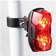 お買い得  フラッシュライト/ランタン/ライト-後部バイク光 / 安全ライト / テールランプ LED 自転車用ライト - サイクリング 防水, LEDライト, コンパクトデザイン 単四電池 400 lm バッテリー サイクリング / 複数のモード