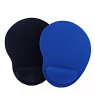 光学式トラックボールマウスのための耐久性のあるマウスパッド薄い快適手首マットマウスパッド(20×23×0.5センチメートル)