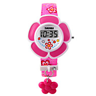 cheap Digital Watches-Ladies Bracelet Watch Digital Pink / Purple Digital Charm Fashion - Purple Pink Two Years Battery Life / Maxell626+2025