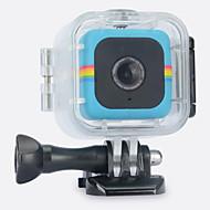 olcso Sportkamerák és GoPro tartozékok-Védőburkolat Táskák Vízhatlan ház Vízálló Lebegés mert Akciókamera Polaroid Cube Búvárkodás Szörfözés Vadászat és Horgászat csónakázás