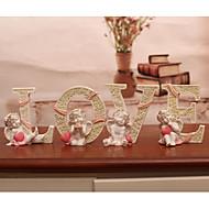 お買い得  ウェディングデコレーション-結婚式 誕生日 婚約 バレンタイン 新年 樹脂 結婚式の装飾 ガーデンテーマ クラシックテーマ 童話テーマ 春 夏 秋 冬