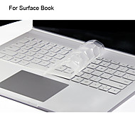 cheap Mice & Keyboards-XSKN Ultra Thin Clear Transparent TPU Keyboard Skin Translucent Keyboard Skin for Microsoft Surface Book, US layout