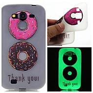 двойной цвет пончики световой сон зрелище шаблон Sofe чехол для Samsung Galaxy i9060 / G530 / g360 / J3 / J1 туз / on5 / on7