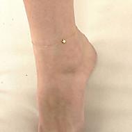 저렴한 -여성 발찌 의상 보석 합금 보석류 제품 파티 일상 캐쥬얼 스포츠